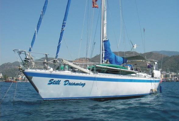 yacht brokerage still dreaming