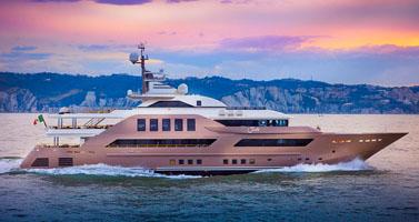 CRN Super Yachts