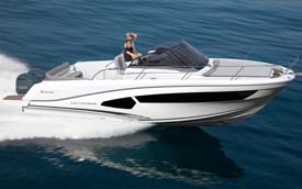 Cap Camarat 10.5 WA Speedboat Dealer India