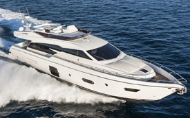 Ferretti Yachts 750 thumbnail
