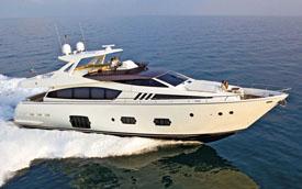 Ferretti Yachts 800 thumbnail