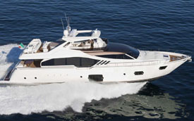 Ferretti Yachts 870 thumbnail