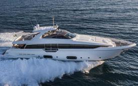 Ferretti Yachts 960 thumbnail