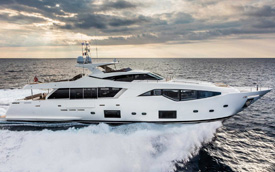 Ferretti Yachts Custom Line 108 New