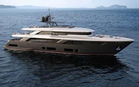 Ferretti Yachts Navetta 42 Project