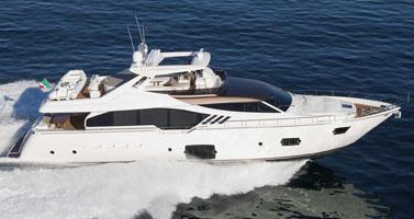 Ferretti yachts thumbnail