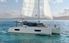Fountaine Pajot New 40 Catamaran Dealer in India