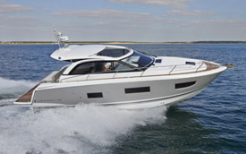 Jeanneau Leader 40 Yacht Dealer India