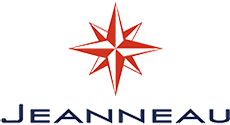 Jeanneau dedicated logo