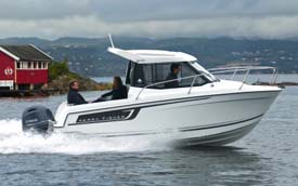 Merry Fisher 605 Boat Dealer in India