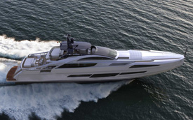 Pershing Yachts 140 Project