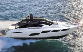 Pershing Yachts 5X