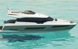 Prestige 680 S Yacht