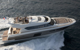Prestige Yachts 620 S