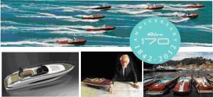 Riva 170 anniversary celebrations