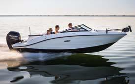 Sea Ray 19 SPX OB Speedboat