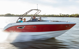 Sea Ray 230 SLX New Speedboat India