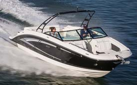 Sea Ray 270 SD Boat Dealer in India