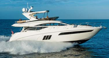 Sea Ray L Class Yachts Dealer India