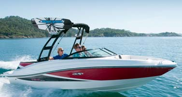 Sea Ray Sport Boats Dealer in India