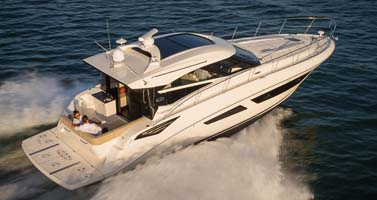 Sea Ray Sport Yachts Dealer in India