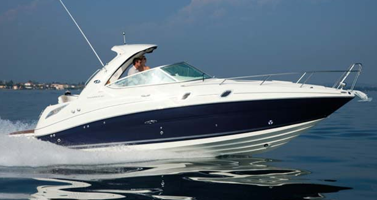 Sea Ray Sports Cruisers