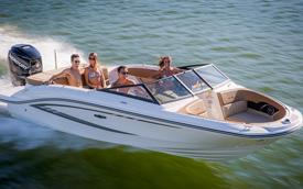 Searay 21 SPX OB Speedboat India