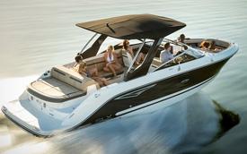 Searay 280 SLX Speedboat India