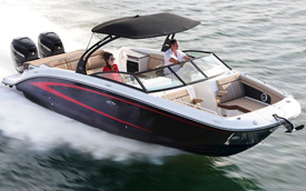 Searay 290 Sundeck OB Speedboat India - Marine Solutions India