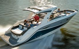 Searay 310 SLX Speedboat India