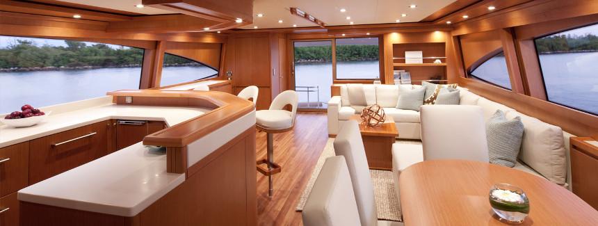 yacht management services,