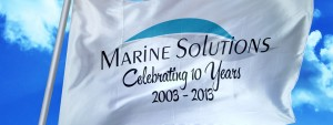 marine solutions 10 years celebrations