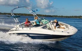 2008 Sea Ray 260 Sundeck Pre Owned - Marine Solutions India