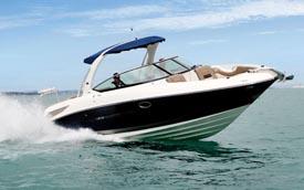 2009 Sea Ray 300 SLX Pre owned
