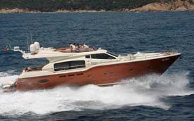Ferretti Altura 690 Pre Owned Yacht for Sale in India