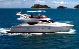 Ferretti Elite 500 Pre Owned Yacht for Sale in India