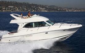 Used Prestige yacht 36 sale