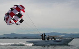 parasail boat for sale