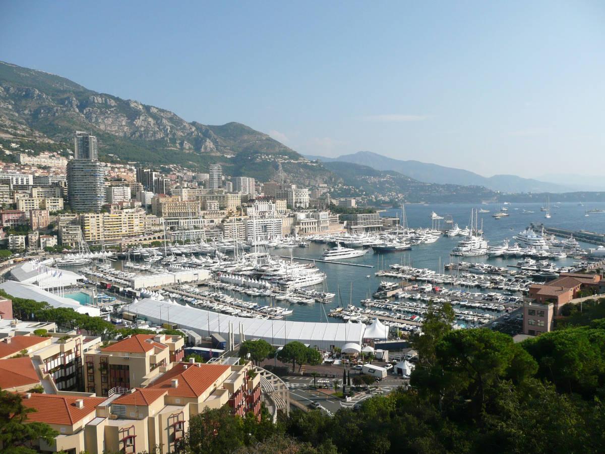 Monaco Boat show 2013