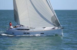 Sun odyssey 469 sail yacht