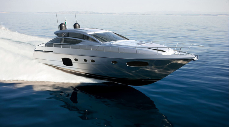 Pershing 62 Yacht in India