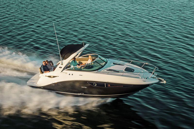 Sea Ray 260 Sundancer Yacht