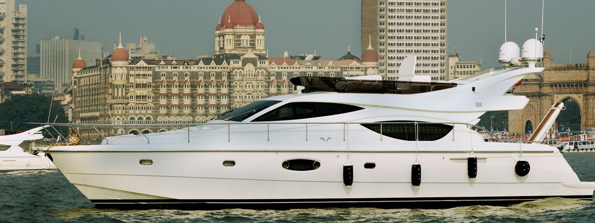yacht boat dealers mumbai