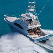 Bertram 64 Fishing Yacht for Sale in India