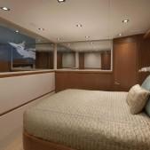 Bertram 64 interiors