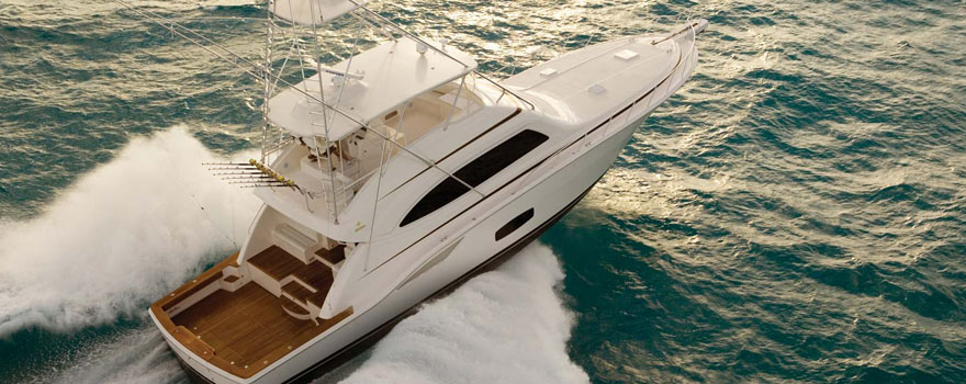 Bertram 70 Fishing Yacht for Sale in India