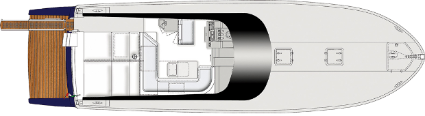 Itama 45 layout