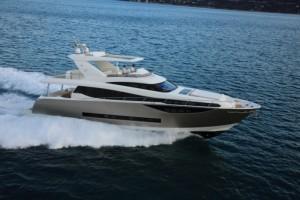 Prestige 750 Yacht