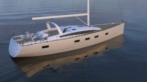 Jeanneau 64 Sail Yacht 2014