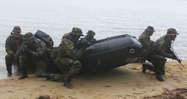Inflatable Military Boats